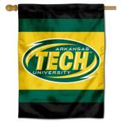 Arkansas Tech University House Flag