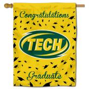 Arkansas Tech Wonder Boys Graduation Banner