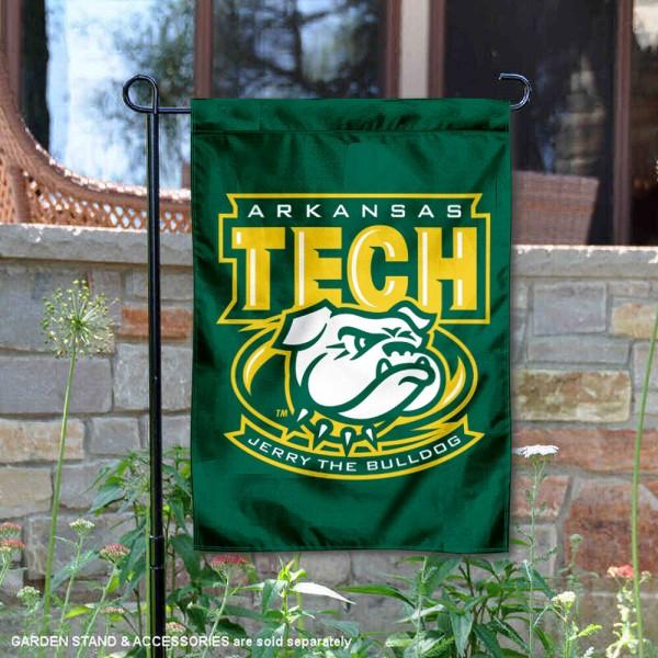 Arkansas Tech Wonder Boys Mascot Jerry Garden Flag