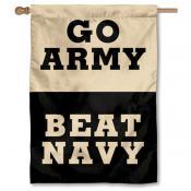 Army Beat Navy House Flag