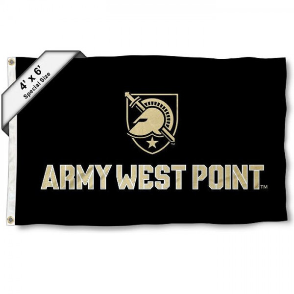 Army Black Knights 4'x6' Flag