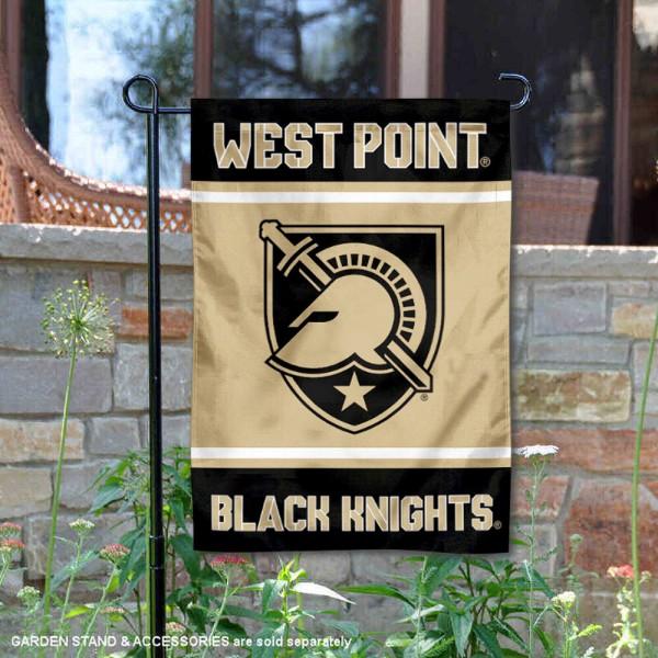 Army Black Knights Garden Flag