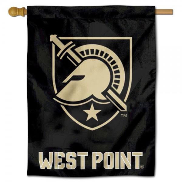 Army Black Knights House Flag