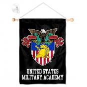 Army Black Knights Small Wall and Window Banner