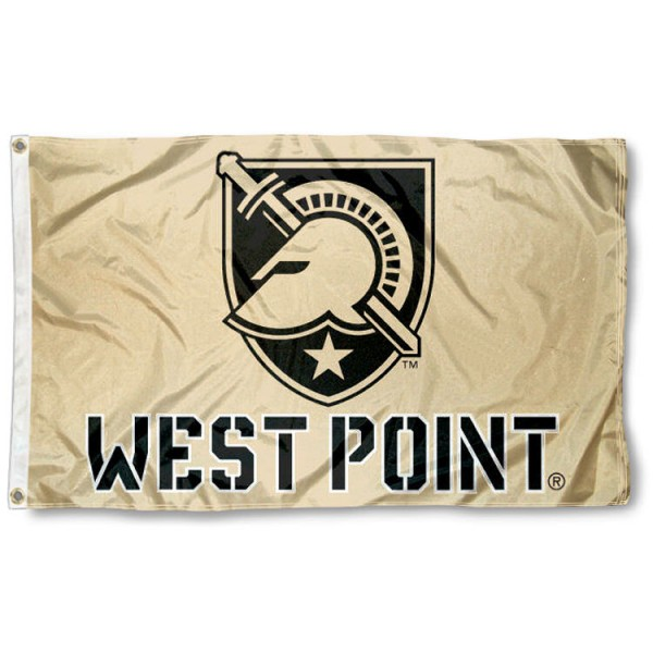 Army Black Knights West Point Flag