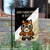 Army Black Knights Yuru Chara Tokyo Dachi Garden Flag