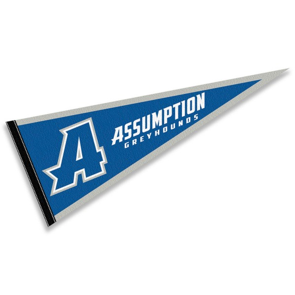 Assumption College Greyhounds Pennant