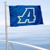Assumption Greyhounds Boat Nautical Flag