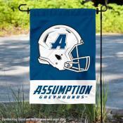 Assumption Greyhounds Football Garden Flag