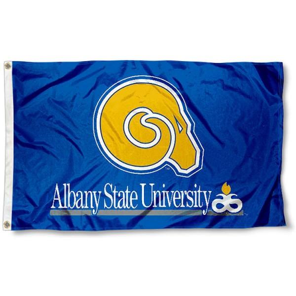 ASU Golden Rams Flag