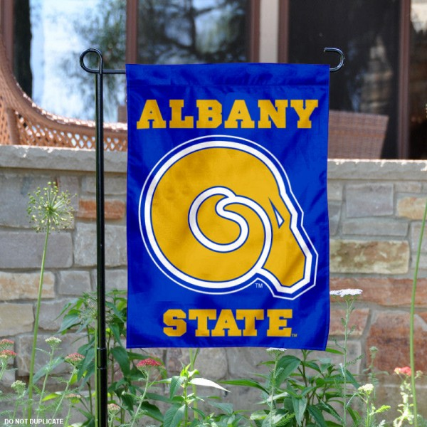 ASU Golden Rams Garden Flag
