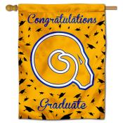 ASU Golden Rams Graduation Banner