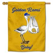 ASU Golden Rams New Baby Banner
