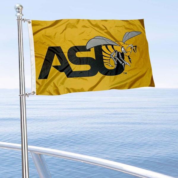 ASU Hornets Boat Nautical Flag