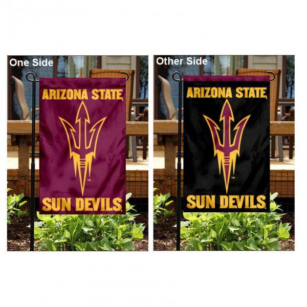 ASU Pitchfork Garden Flag