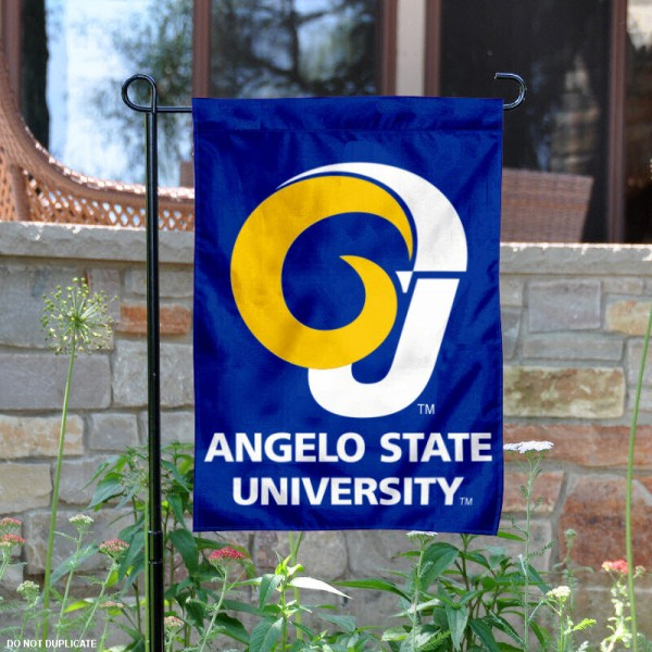 ASU Rams Garden Flag and Garden Flags for ASU Rams 0gnv8B1B