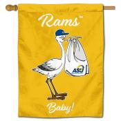 ASU Rams New Baby Banner