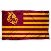 ASU Sun Devil Nation Flag