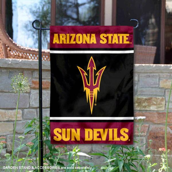 ASU Sun Devils Garden Flag