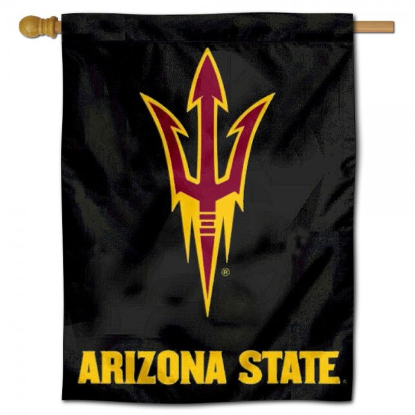 ASU Sun Devils House Flag