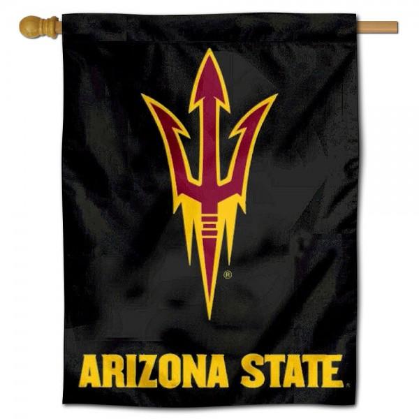 ASU Sun Devils House Flag