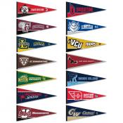 Atlantic 10 Pennant Set