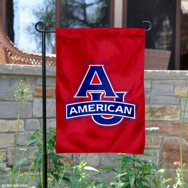 AU American Eagles Garden Flag