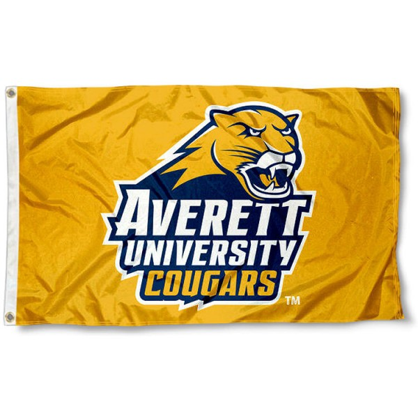 AU Cougars 3x5 Foot Pole Flag