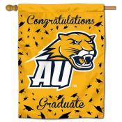 AU Cougars Graduation Banner