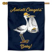 AU Cougars New Baby Banner