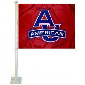 AU Eagles Car Flag