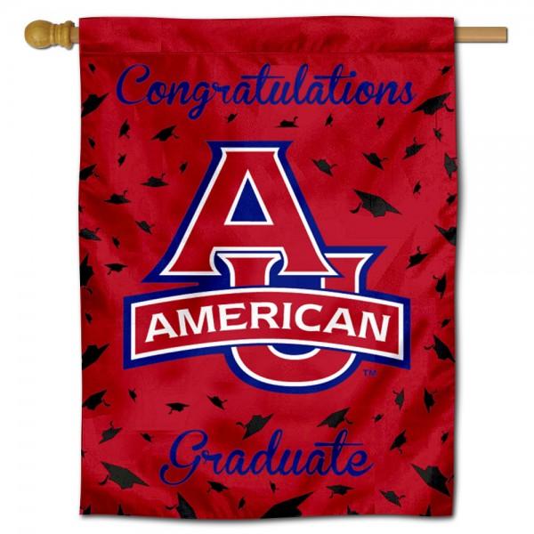 AU Eagles Graduation Banner