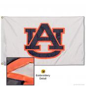 Auburn Appliqued Nylon Flag