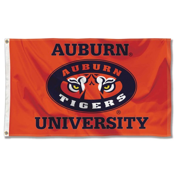 Auburn Banner Flag