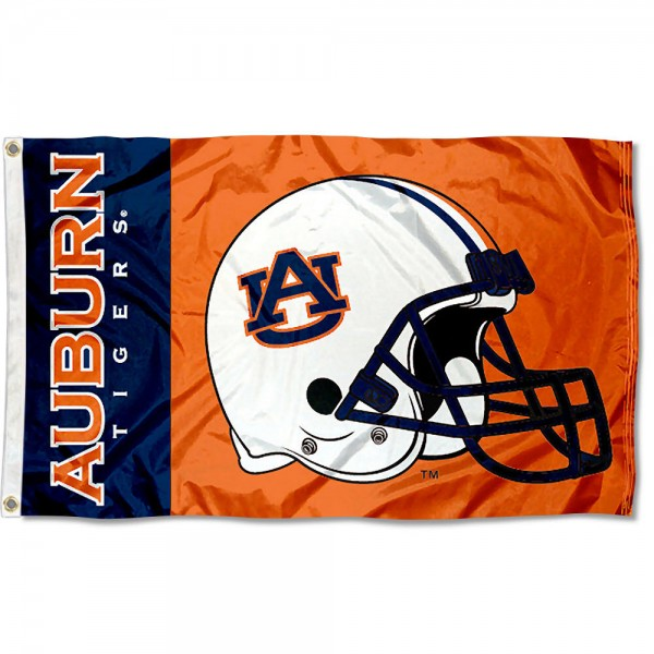 Auburn Football Flag