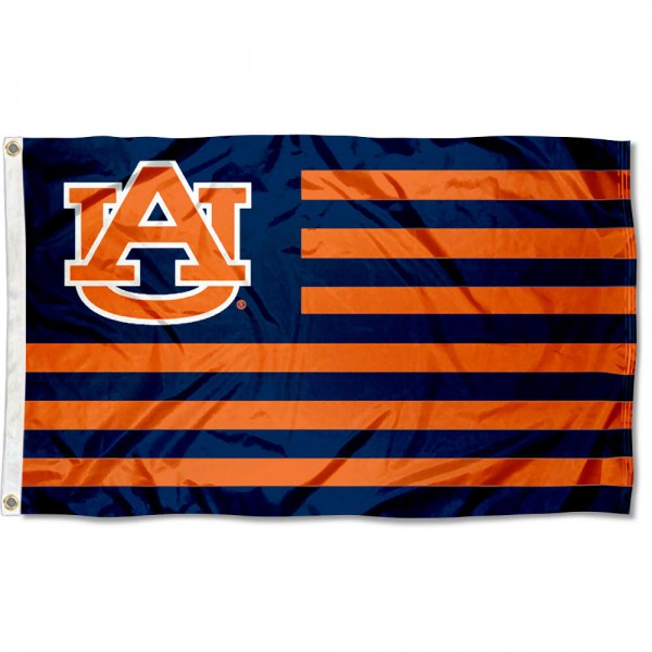 Auburn Tiger Nation Flag