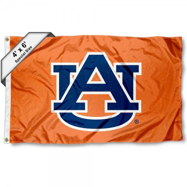 Auburn Tigers 4'x6' Flag