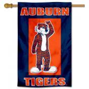 Auburn Tigers Aubie House Flag
