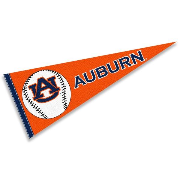Auburn Tigers Baseball College Pennant