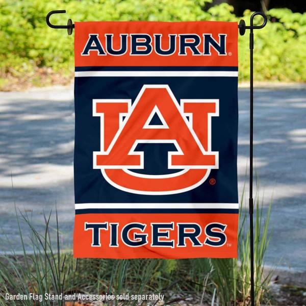 Auburn Tigers Garden Flag