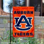 Auburn Tigers Logo Yard Flag