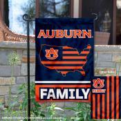 Auburn Tigers Nation Garden Flag