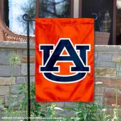 Auburn Tigers Orange Garden Flag