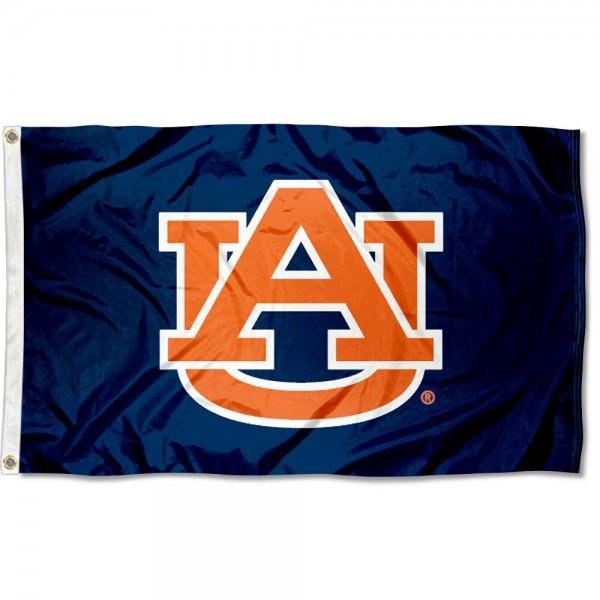 Auburn Tigers Polyester Flag