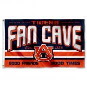 Auburn University Tigers Man Cave Dorm Room 3x5 Banner Flag
