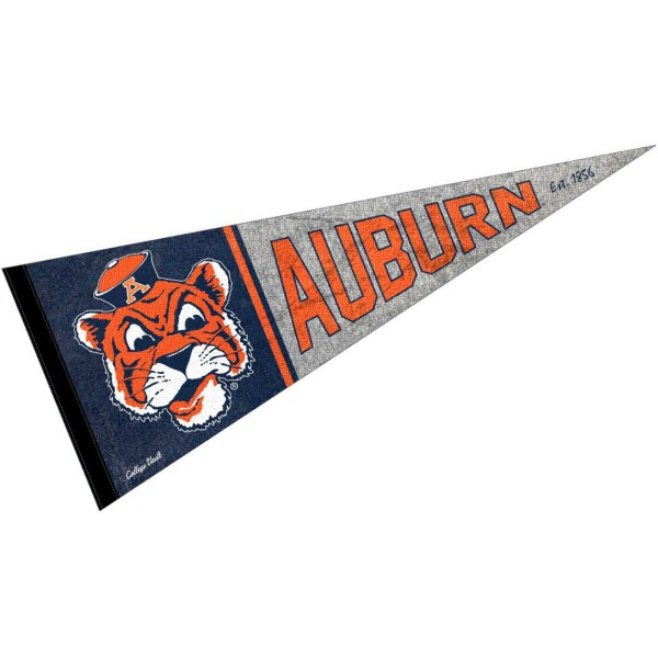 Auburn University Tigers Pennant