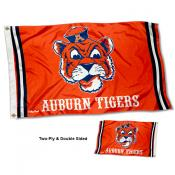 Auburn Vintage Two Sided 3 by 5 Foot Flag
