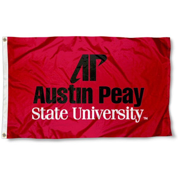 Austin Peay State Flag