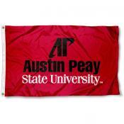 Austin Peay State Flag