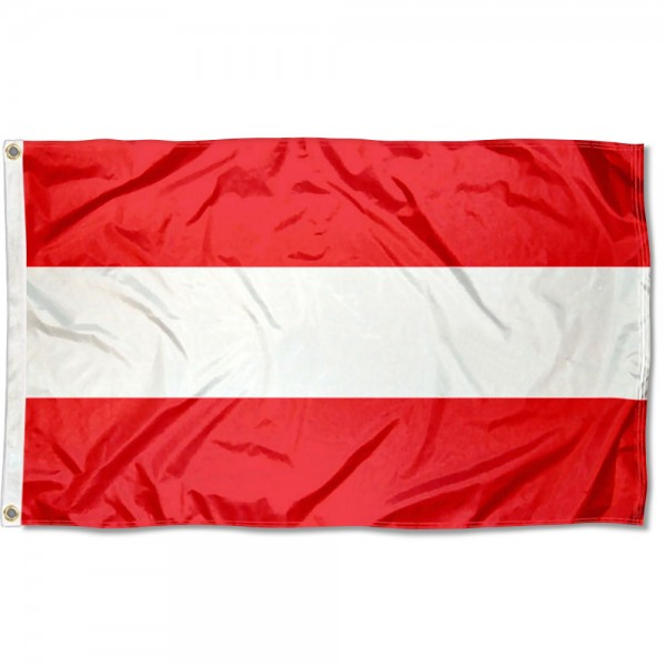 Austria Country 3x5 Polyester Flag